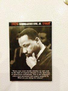 Martin Luther King - Water Filter Service