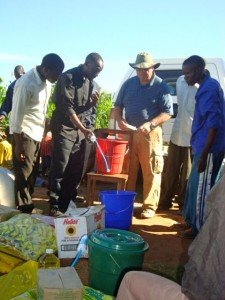Malawi - Water Filter Systems