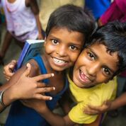 India - Slums - Water Filters Save Lives
